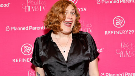 PARK CITY, UTAH - JANUARY 26: Lilly Wachowski attends the Planned Parenthood's Sex, Politics, Film, & TV Reception At Sundance on January 26, 2020 in Park City, Utah. (Photo by Dia Dipasupil/Getty Images)