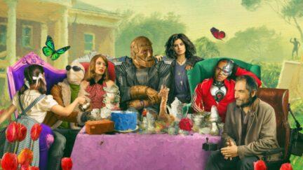 Doom Patrol cast
