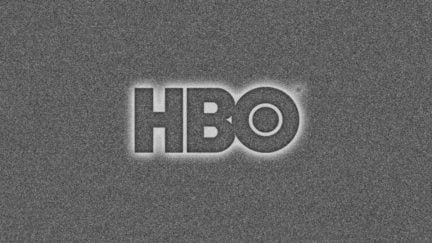 the HBO logo as it appears before the beats drop