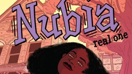 Nubia: A Real One 2021 book cover