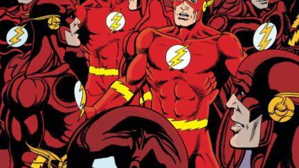 DC Comics' The Flash