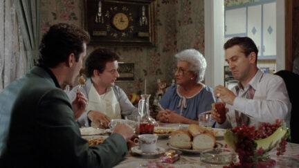 The dinner scene from Goodfellas