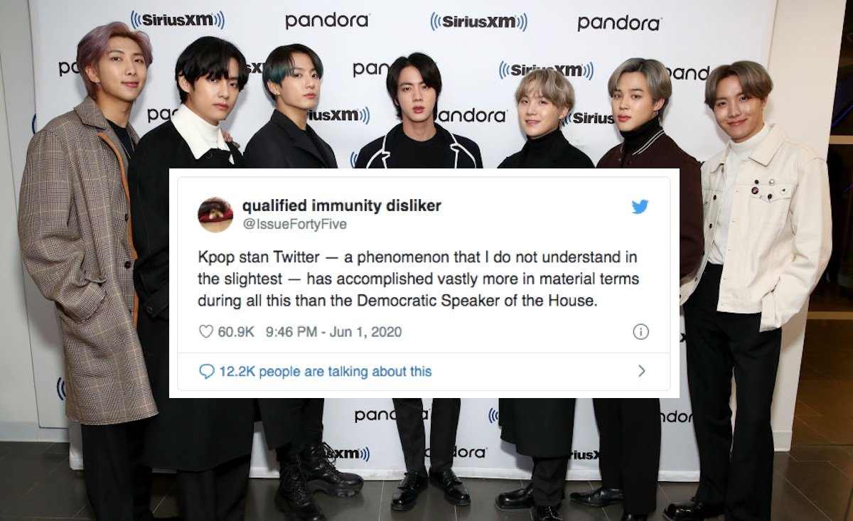 K Pop Fans Are Vanquishing Racist Hashtags The Mary Sue