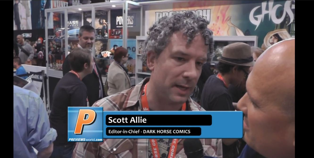 Dark Horse Finally Fires Scott Allie After Years of Sexual Abuse Allegations