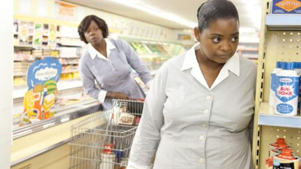 Viola Davis and Octavia Spencer in The Help (2011)