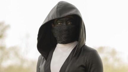 Regina King on HBO's Watchmen