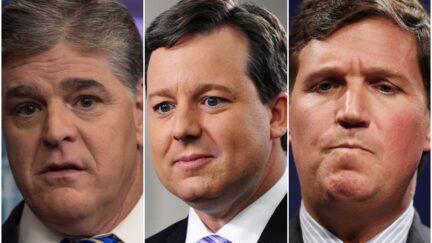 Sean Hannity/Ed Henry/Tucker Carlson
