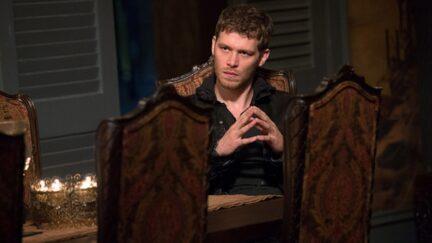 Joseph Morgan in The Originals (2013)