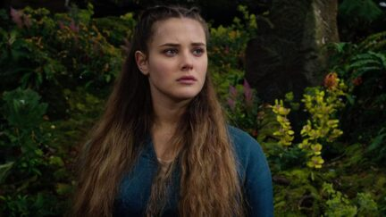 Katherine Langford in Cursed (2020)