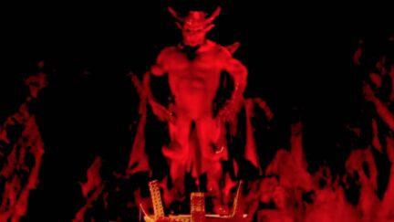 Satan in Bill & Ted's Bogus Journey.