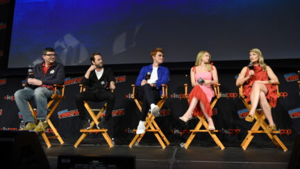 Riverdale cast at NYCC