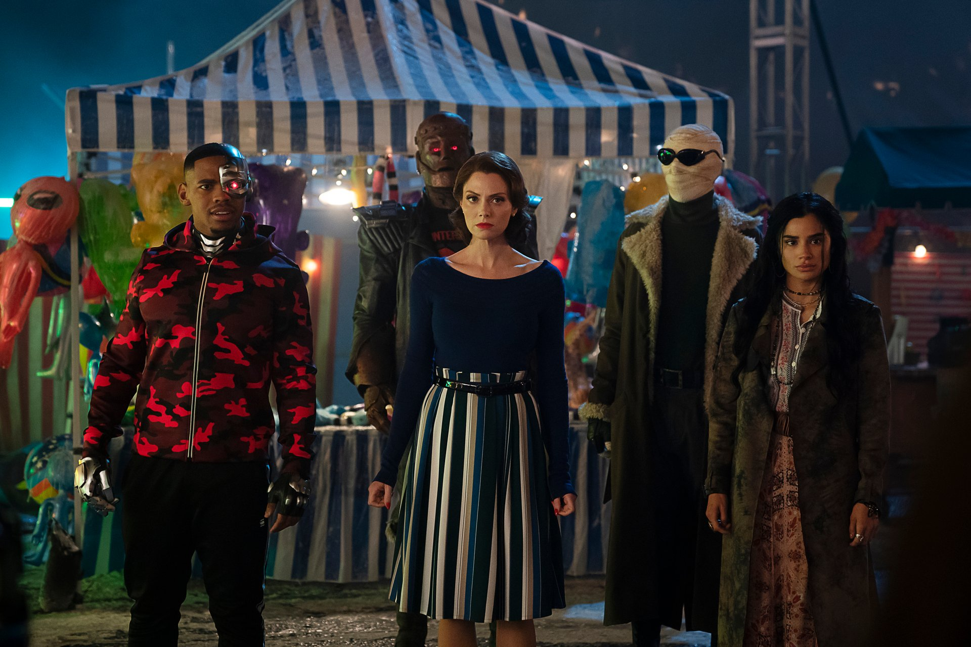 Jeremy Carver Discusses Doom Patrol Season Two The Mary Sue