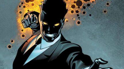 Sunspot in Marvel comics.