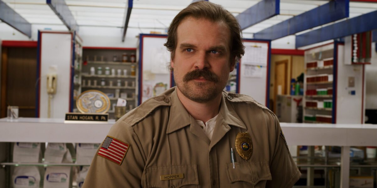 Things We Saw Today: David Harbour Teases Season 4 of Stranger Things