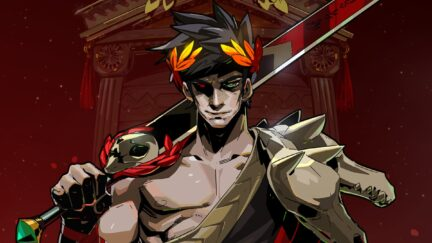 lead character of Hades who is hot and fun