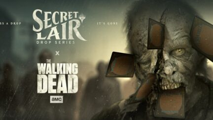 Secret Lair X The Walking Dead is happening