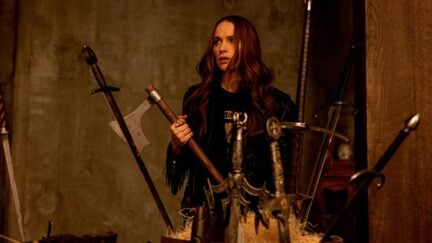 Holy War: Part 2 (2020) Wynonna Earp (2016)