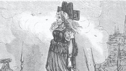 Die erste und einzige Hexenverbrennung zu Wien