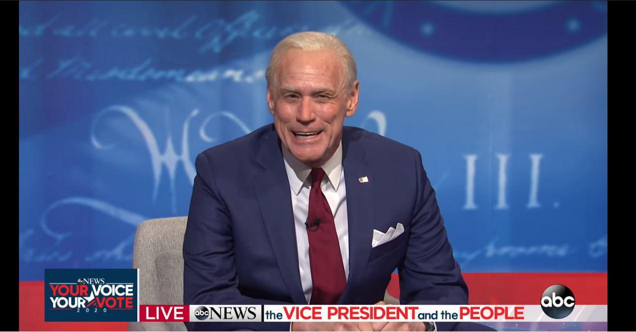We Need to Talk About Jim Carrey's Joe Biden Impression on SNL