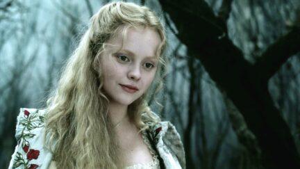 Christina Ricci in Sleepy Hollow