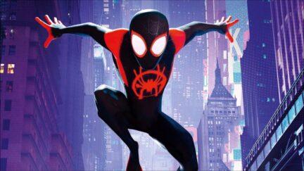 spider-man miles spider-verse
