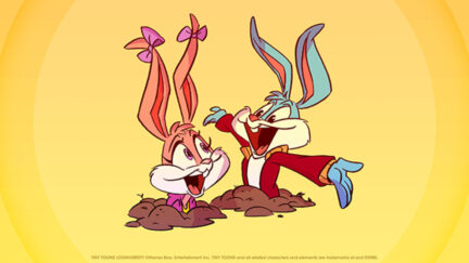babs and buster bunny are back
