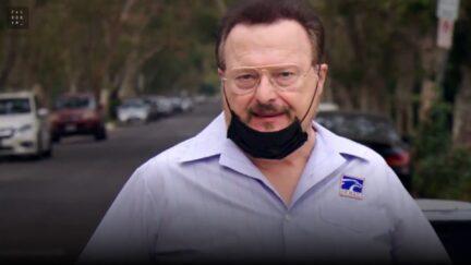 Watne Knight returns as Seinfeld's newman