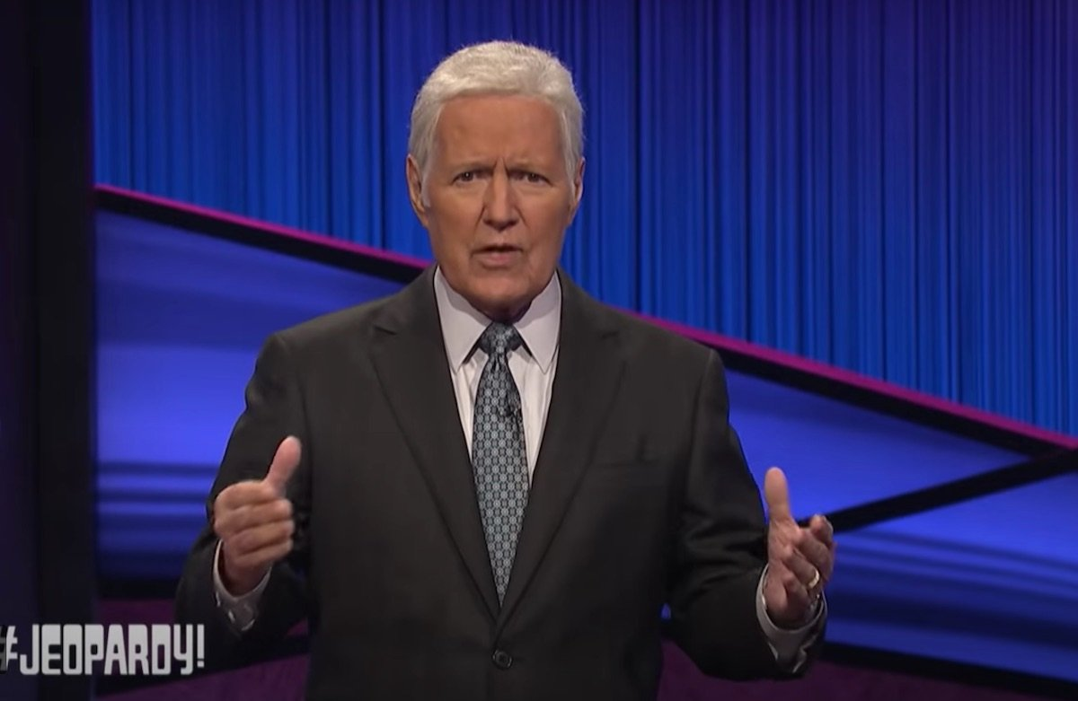 Things We Saw Today: We All Need To Watch Alex Trebek's Thanksgiving M... image