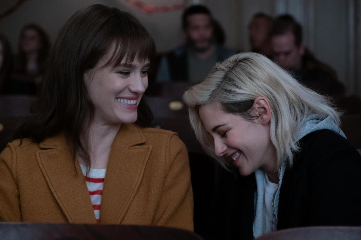 Director Clea DuVall on Controversial 'Happiest Season' Choices  image