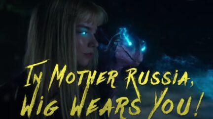 Anya Taylor-Joy in New Mutants