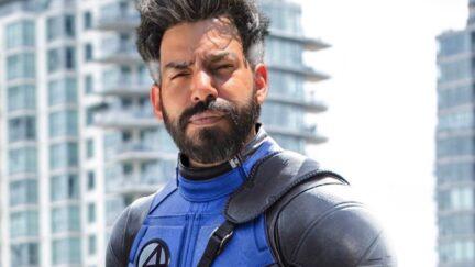 Rahul Kohli as Reed Richards