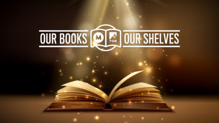 Our Books, Our Shelves Holiday Gift Guide