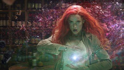 Amber Heard in Aquaman (2018)