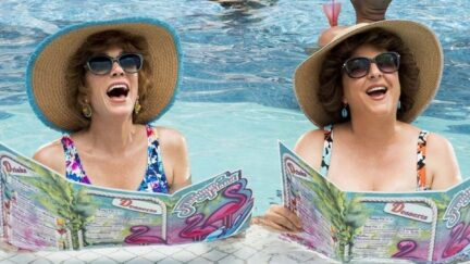 Barb and Star Go to Vista del Mar trailer starring Kristen Wiig and Annie Mumolo.