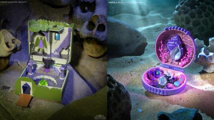TheToyZone recreates 6 Disney Villain lairs