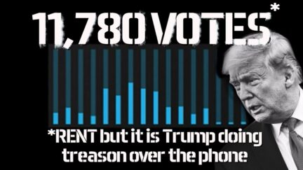 Image for the audio of Donald Trump asking Georgia to find votes: