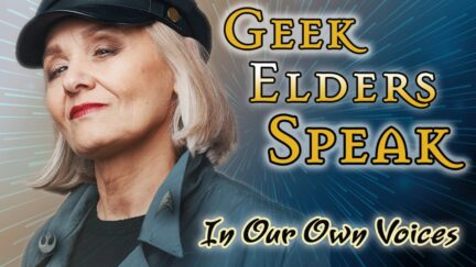 Book cover for Geek Elders Speak: In Our Own Way byForest Path Books