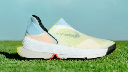 nike new hands off shoe