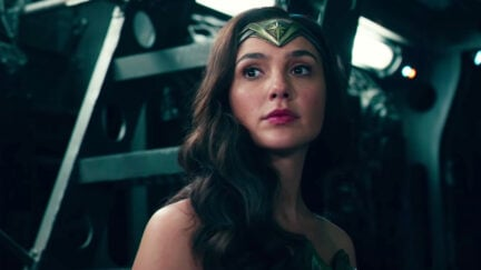 Diana Prince in Justice League
