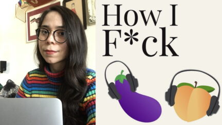 How I F*ck Podcast image with host Natalie Rivera