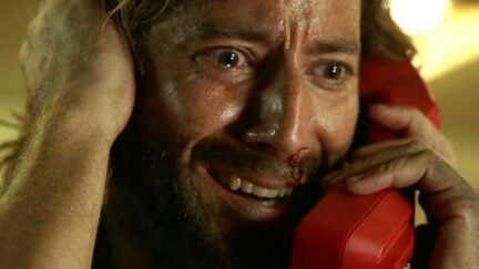 Desmond Hume from ABC's Lost episode