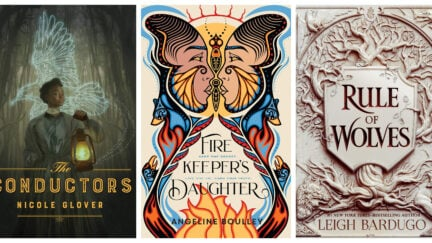 The Conductors, Firekeeper's Daughter, Rule of Wolves