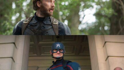 captain americas for all