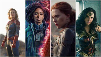 superheroines female directors