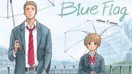 blue flag manga feature