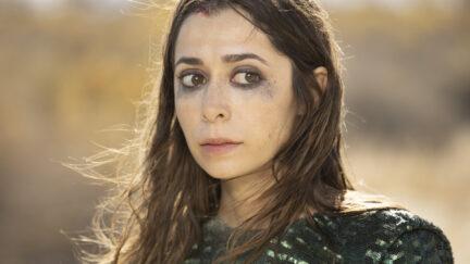 Cristin Milioti as Hazel in HBO Max's Made for Love.