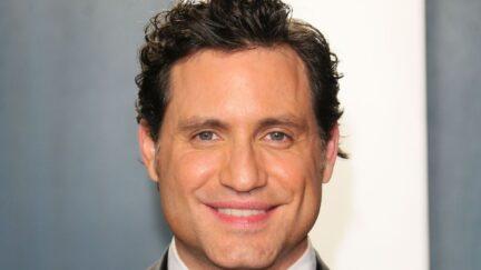 Edgar Ramirez at 2020 Vanity Fair Oscar Party.