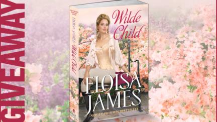 Eloisa James' Wilde Child giveaway