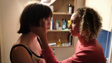 AJ and Isla in Marley Morrison's Sweetheart.