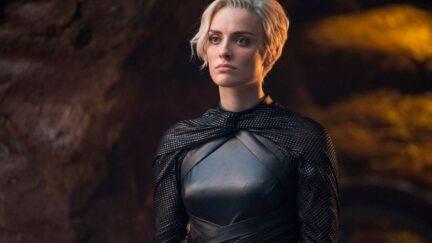 Wallis Day on Syfy's Krypton